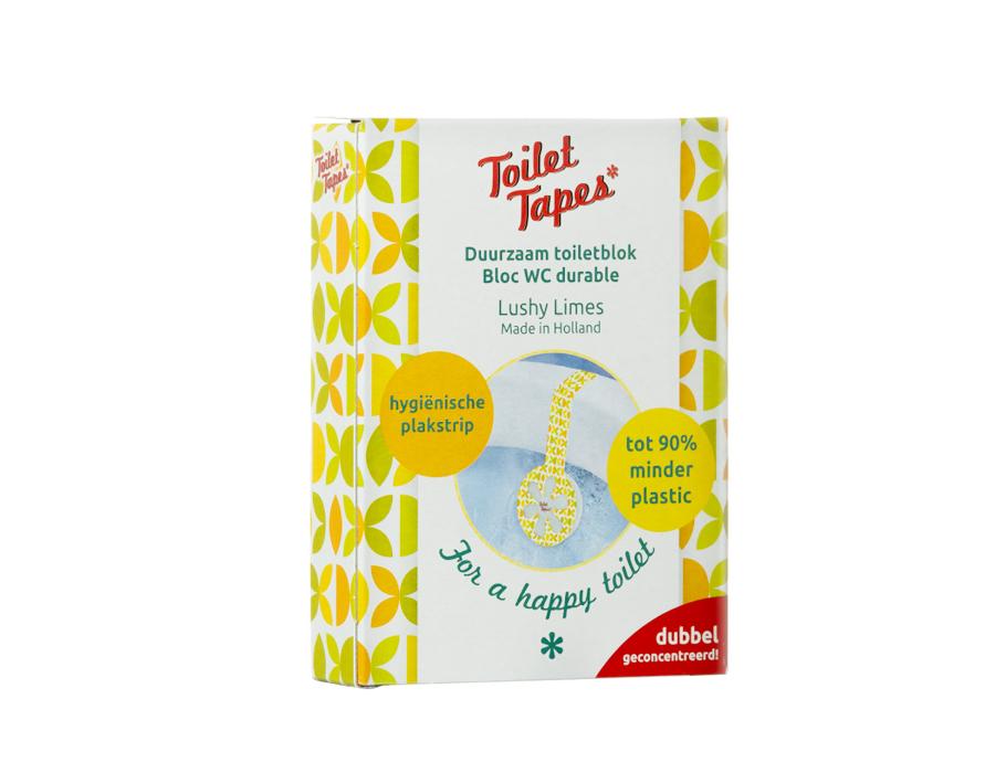WC-Würfel - Auf Streifen - Lushy Limes