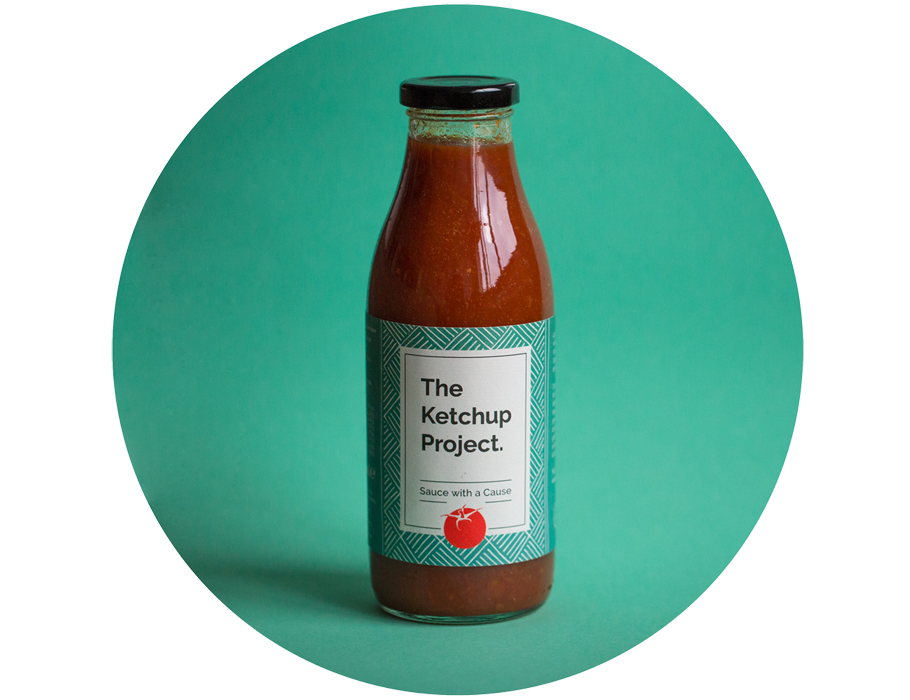 Ketchup - Sauce with a cause