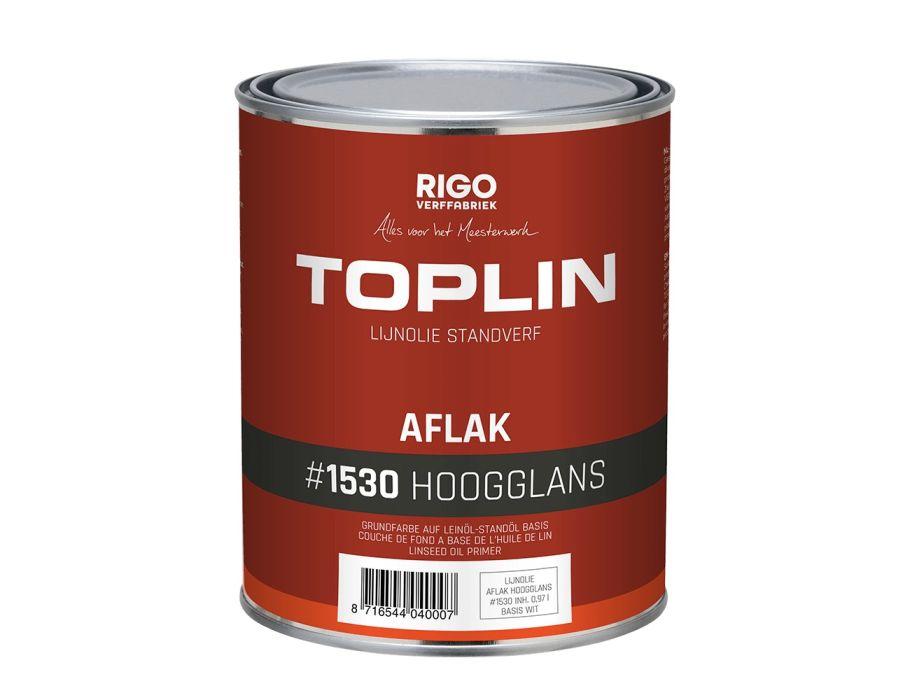 Toplin – hoogglans voor buiten 1L - kleur