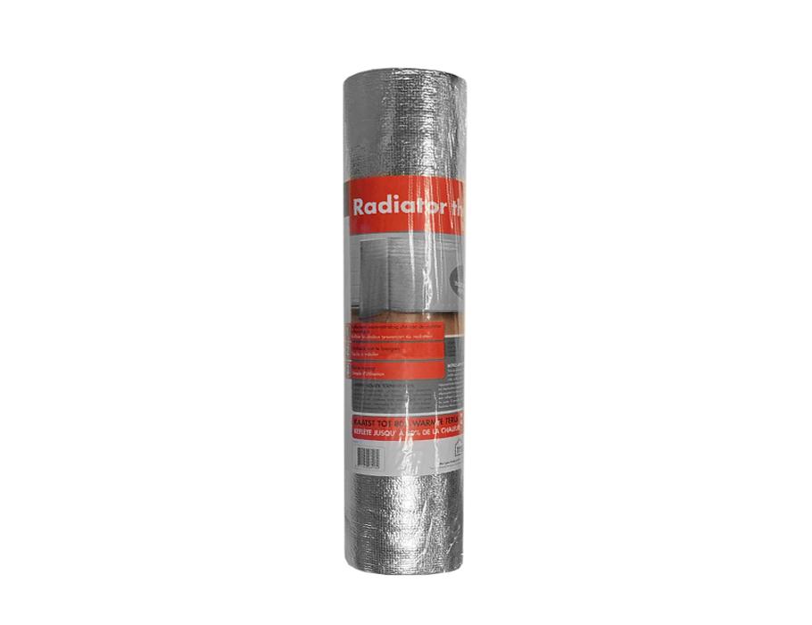 Warmte reflectiefolie - 3m x 50cm