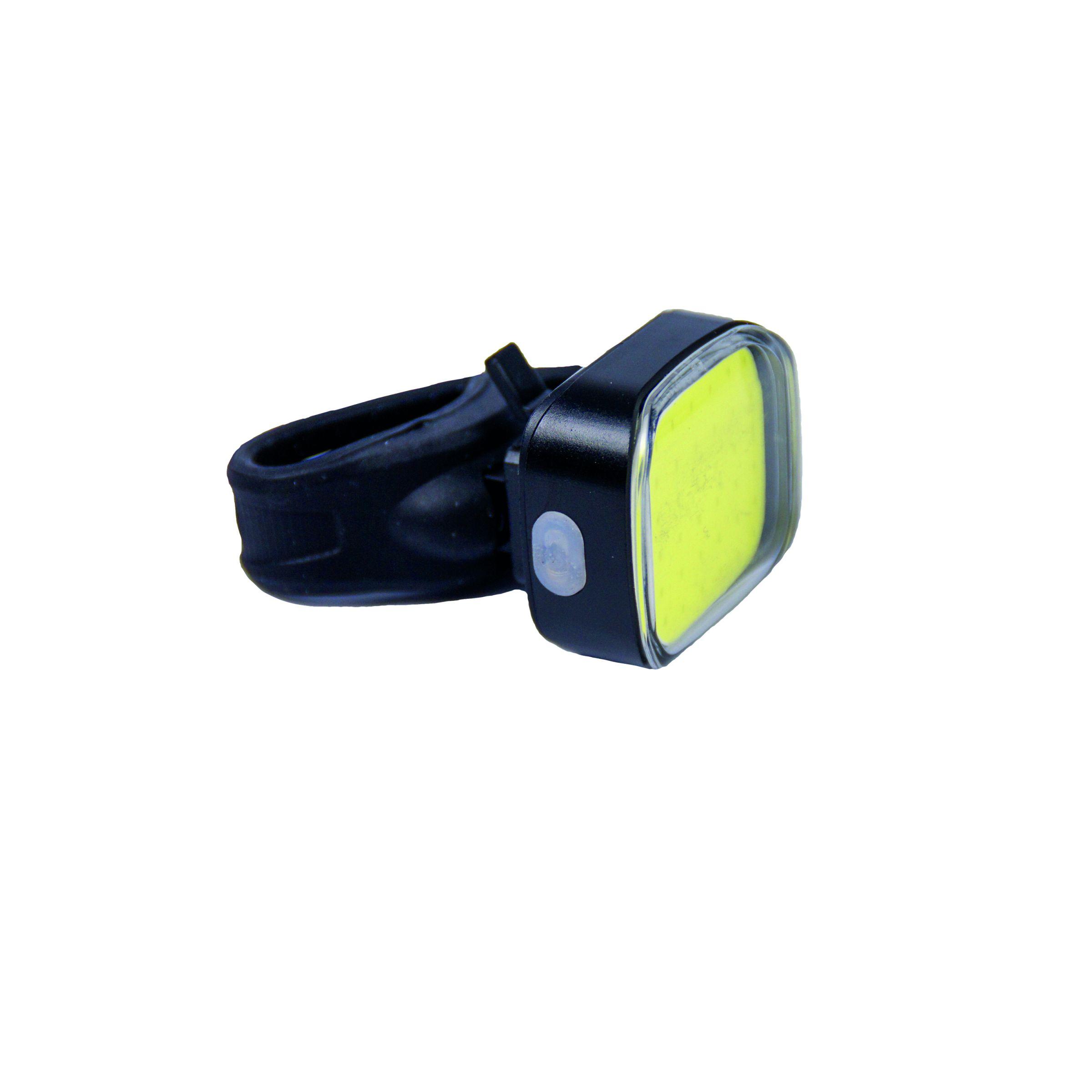 Oplaadbaar fietslampje - Voorlicht