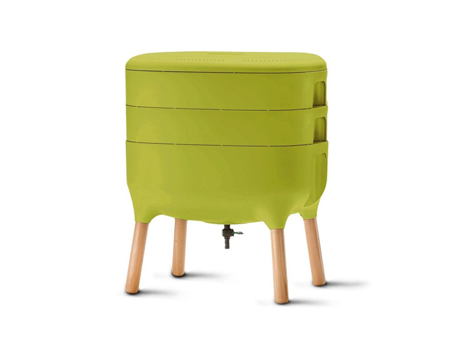 Worm composter - Lime