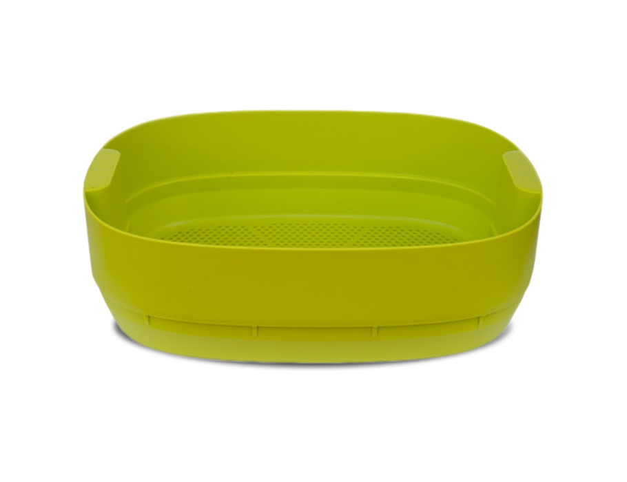 Worm composter uitbreidingsbak - Lime
