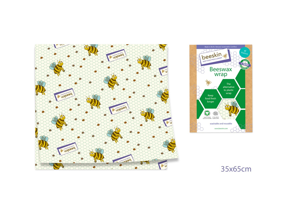 Bijenwasdoek Extra Large - 35x65 - Kids print