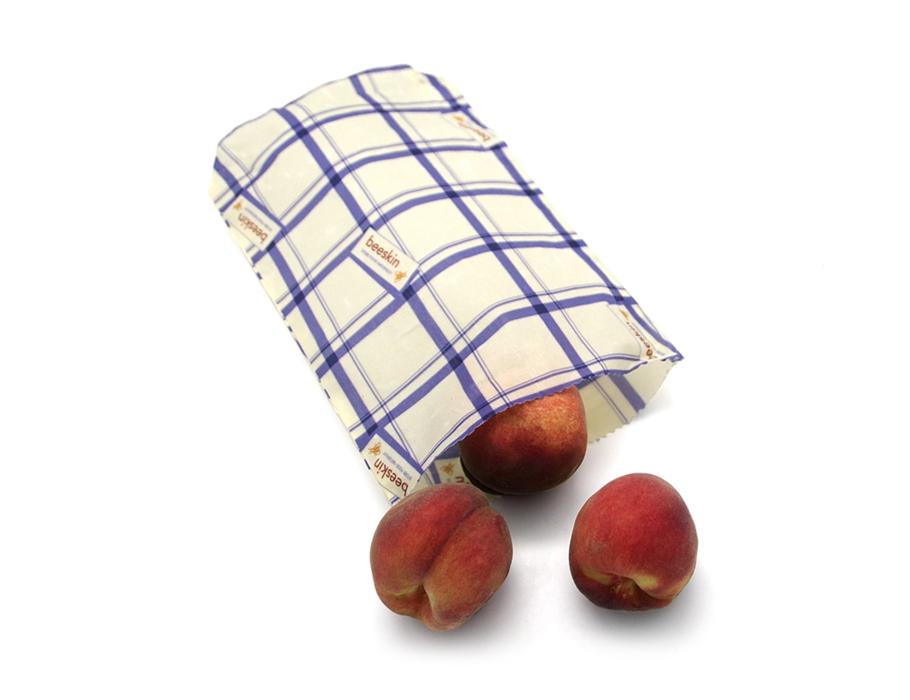 Bijenwas lunchbag Small - Kitchen print