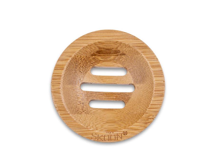 Zeephouder bamboe - Rond