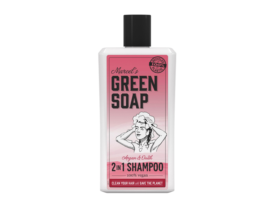 Shampoo - Argan & Oudh - 500ml