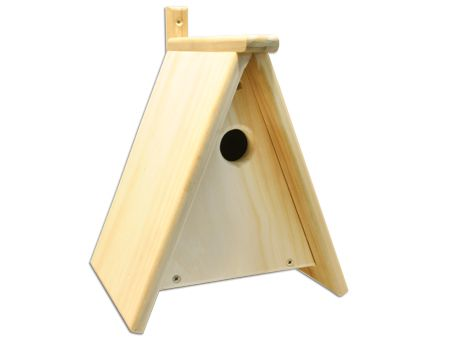 Accoya vogelhuisjes