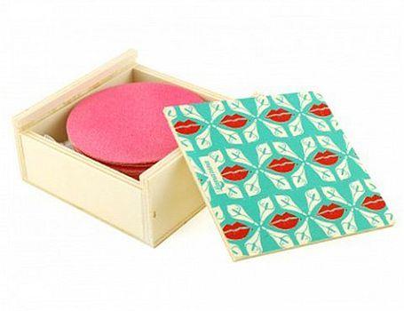 Make-up verwijder pads - wasbaar 10st in box