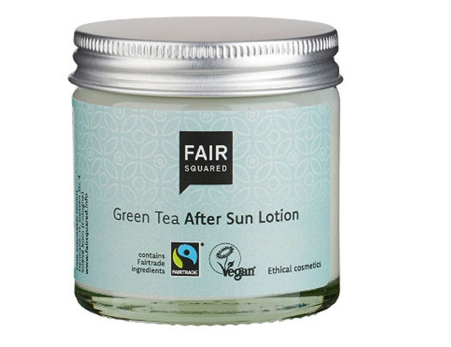After Sun Lotion - Green Tea