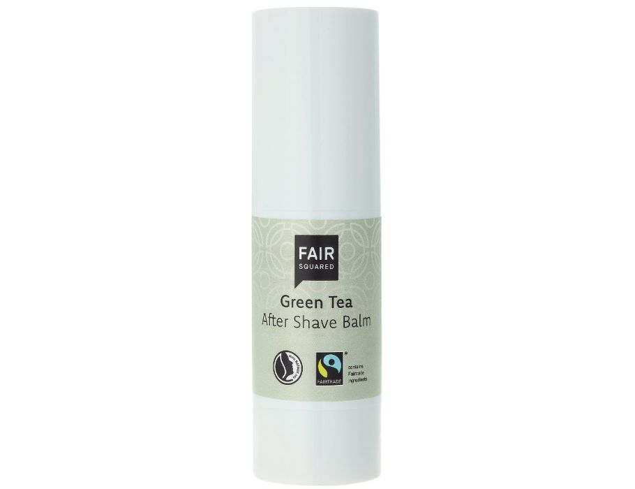 After shave balm - green tea - for men