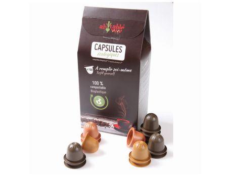 Ecodis la droguerie biologische afbreekbare koffie cups - La droguerie eco com ...