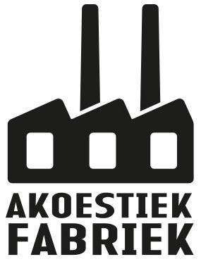 Akoestiekfabriek logo