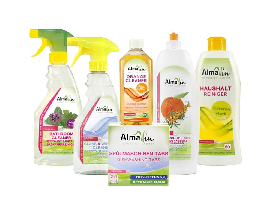 Almawin allround schoonmaakpakket