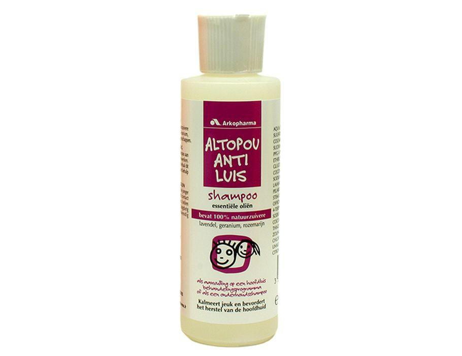 Anti-luis shampoo - voor bestrijden luizen