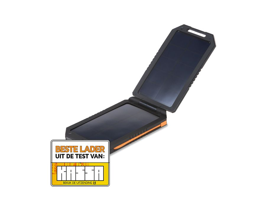 Lava solar charger - AM114