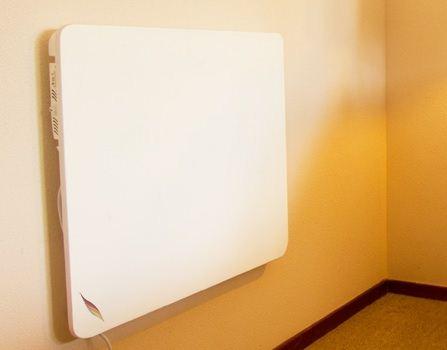 Welke Badkamer Verwarming : Flexibel en energiezuinig elektrisch verwarming paneel