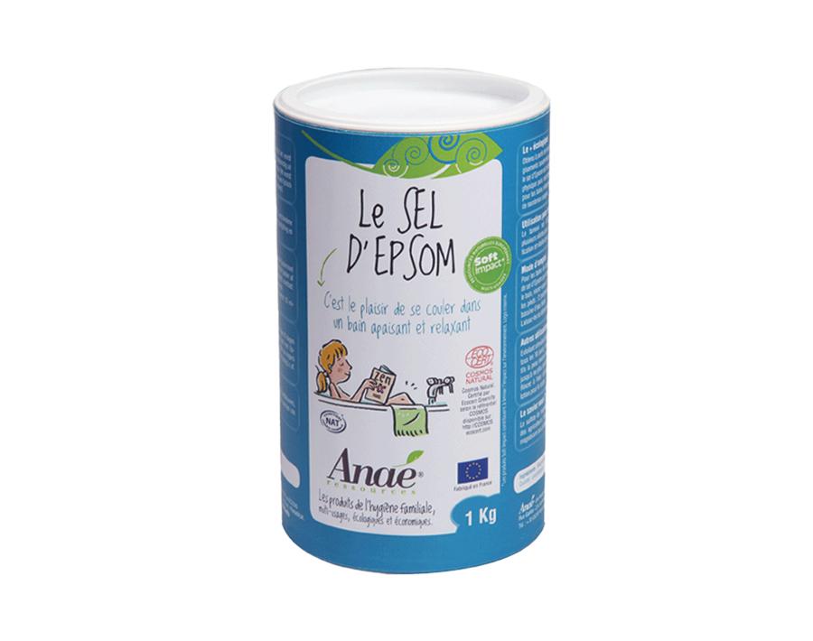 Epsomzout - Magnesiumsulfaat - 1 kg