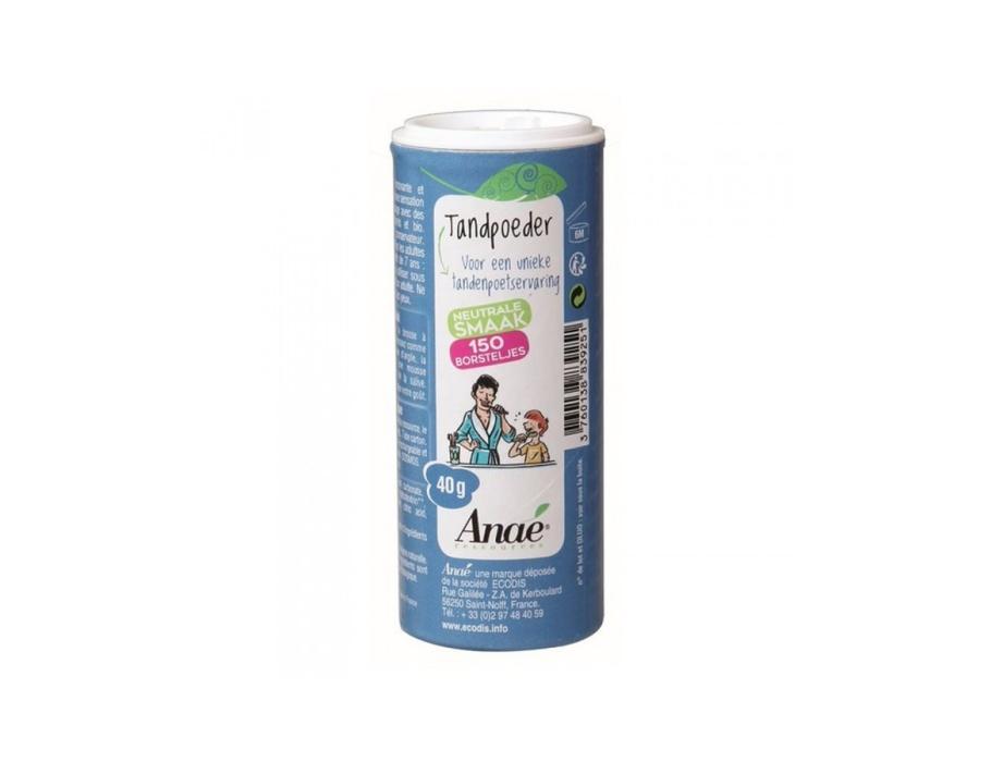 Tandpoets poeder 40 gr
