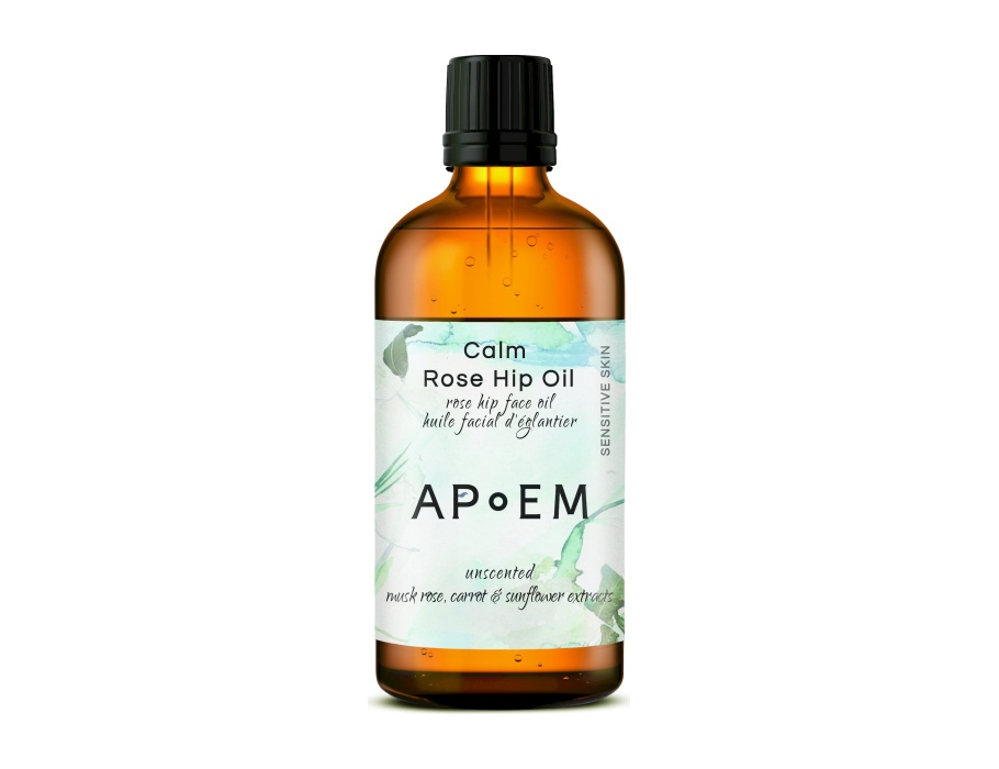 Calm Rose Hip Oil - Face - 100ml