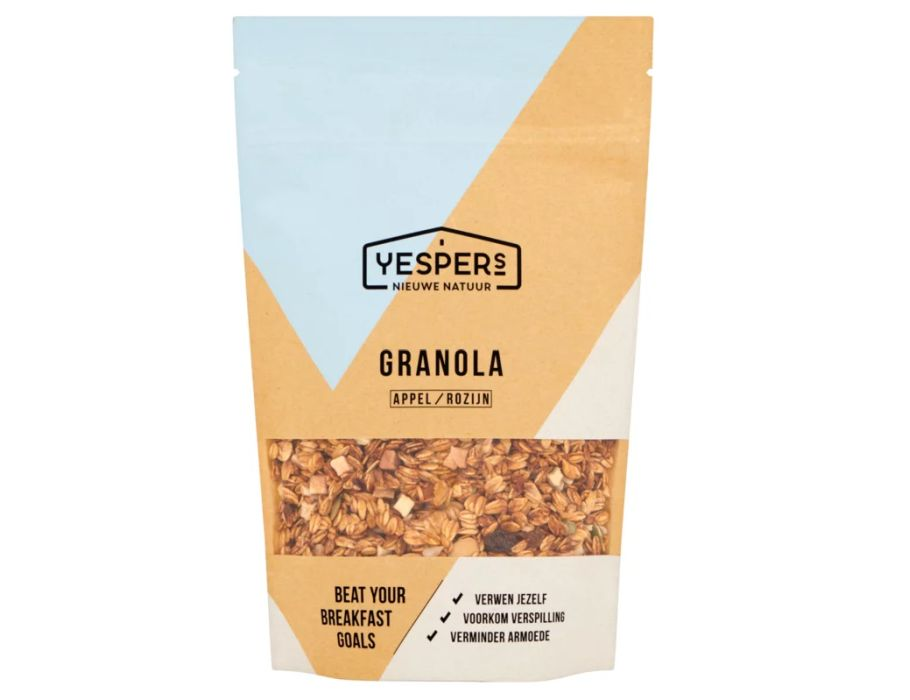 Granola Appel-Rozijn