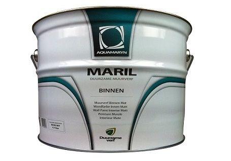 Maril 5L binnenmuurverf - Wit