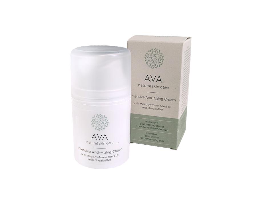 Intensive Anti-Aging Cream - Meadowfoam & Shea - 50 ml