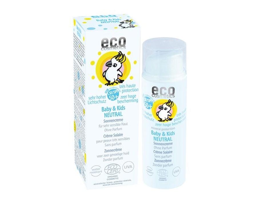 Baby und Kids Sonnencreme SPF 50 - ohne Parfum