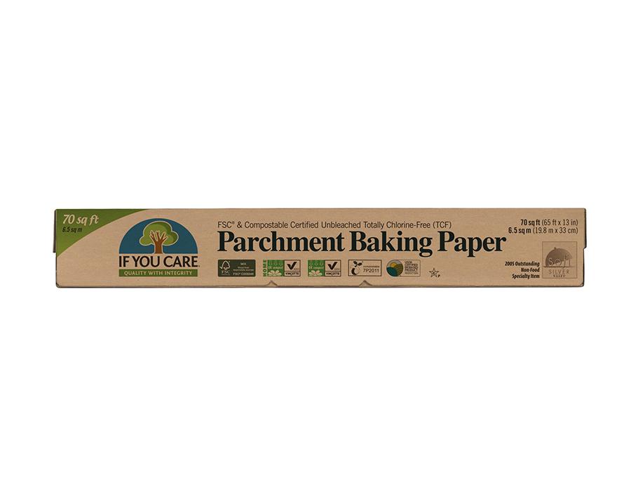 Bakpapier op rol 10m