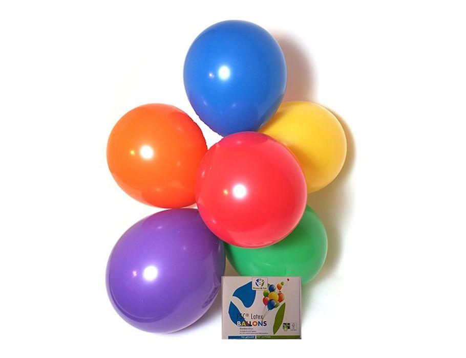 ballonnen 18 st. - mix
