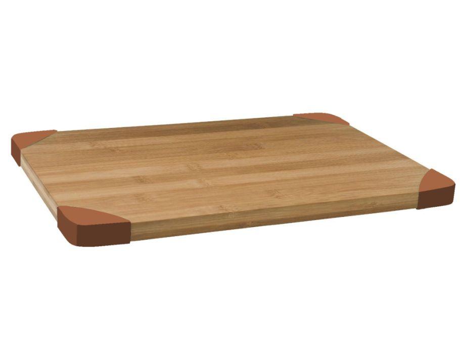 luxe-bamboe-snijplank-anti-slip