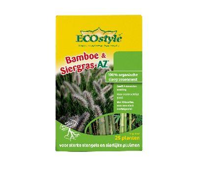 Meststof - Bamboe & Siergras