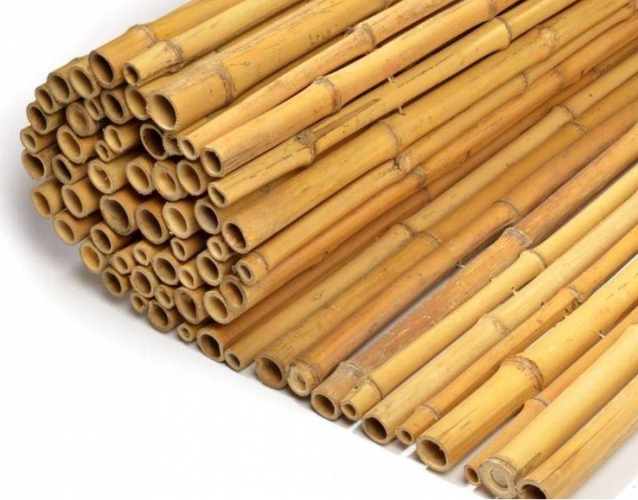 Bamboemat naturel - Dalian - 180 x 200