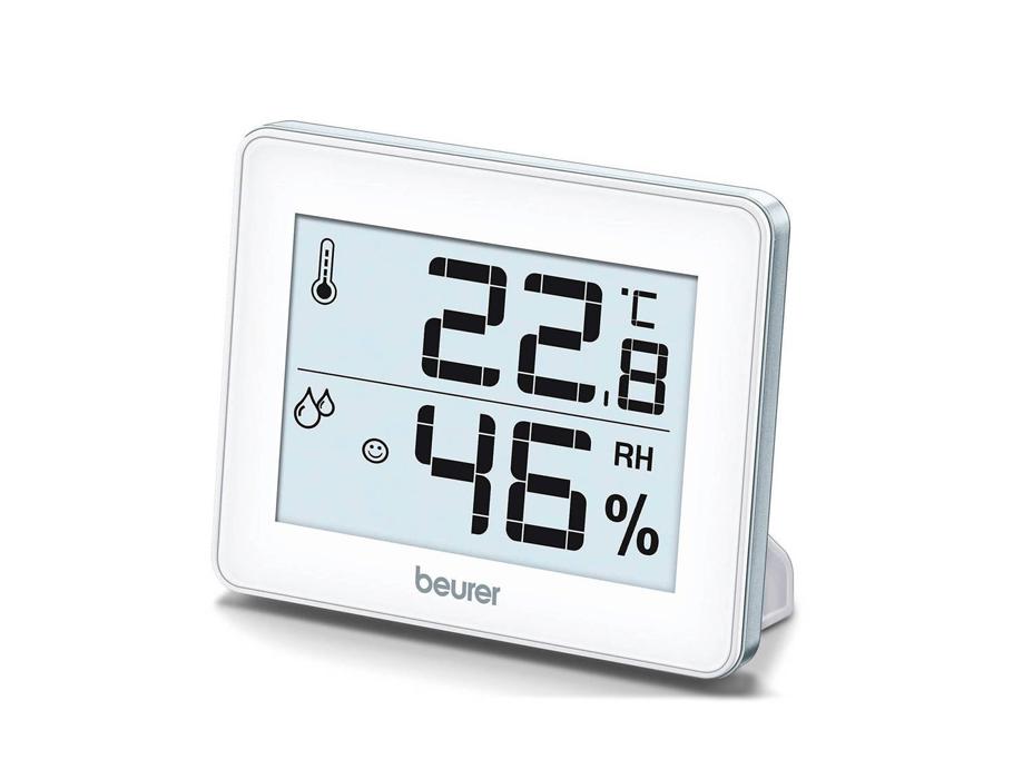 Hygrometer - Luftfeuchtigkeit und Temperatur