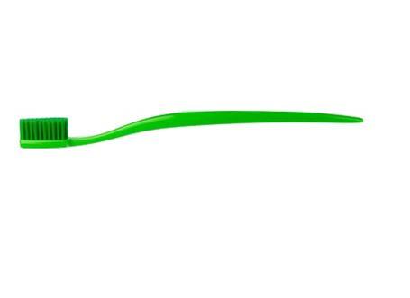 Biobrush tandenborstel green