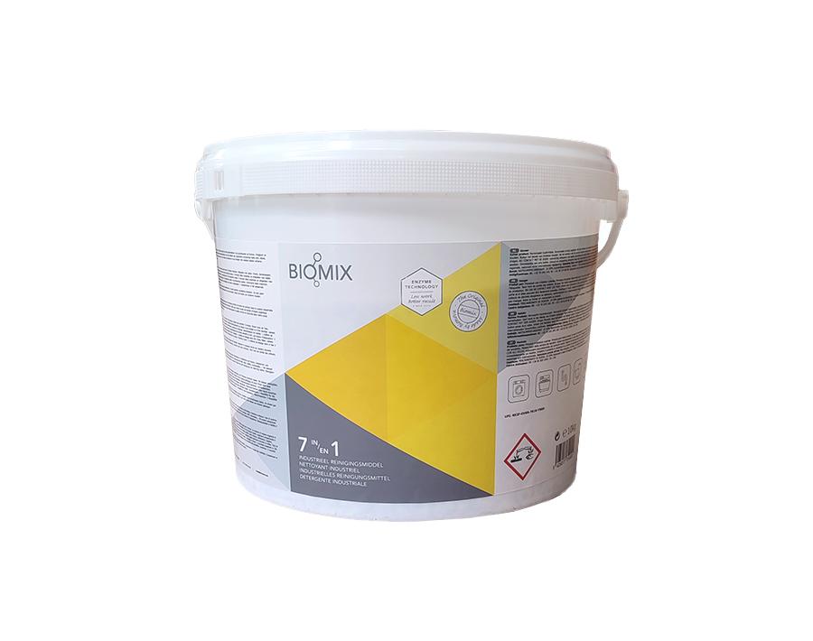 Reinigingsmiddel 7-in-1 - enzymen - 10 kg