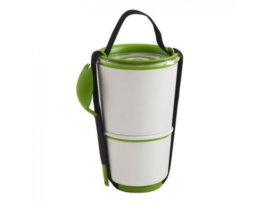 Lunchpot Lime 550 en 300ml