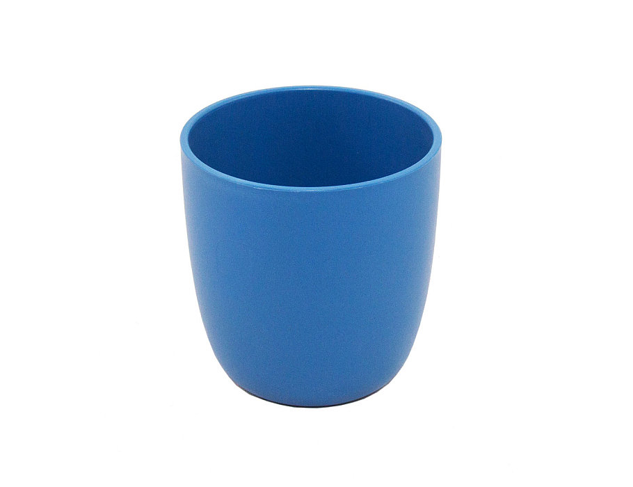 Bioplastic Kinderbecher Blau