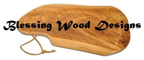 Blessing Wood Design logo