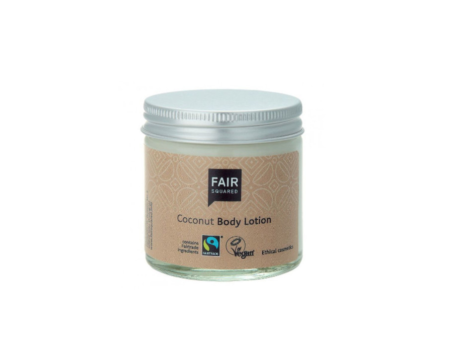 Body Lotion Coconut  100ml Zero Waste