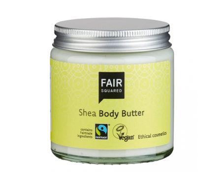 Body Butter Shea  100ml Zero Waste