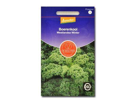 Biologische groenten Boerenkool