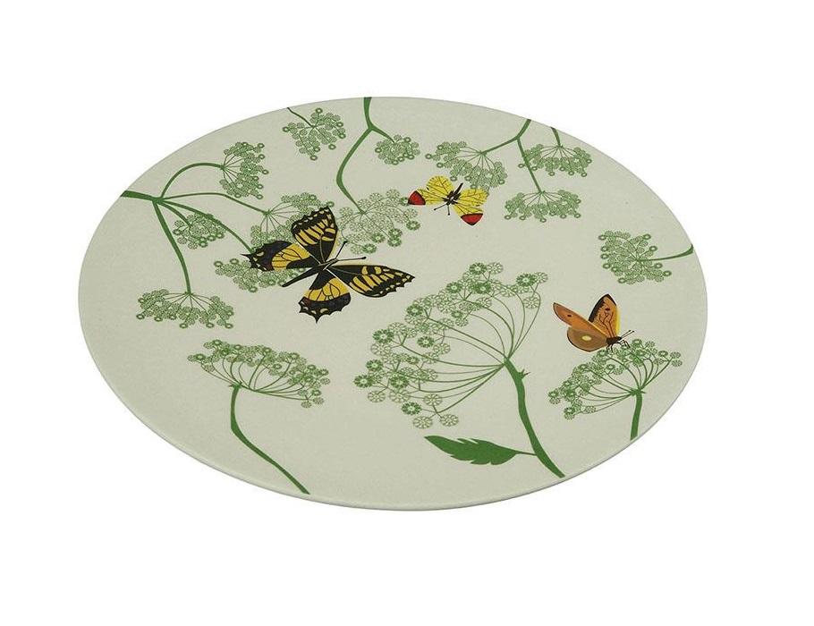 Botanisches Teller - 28 cm