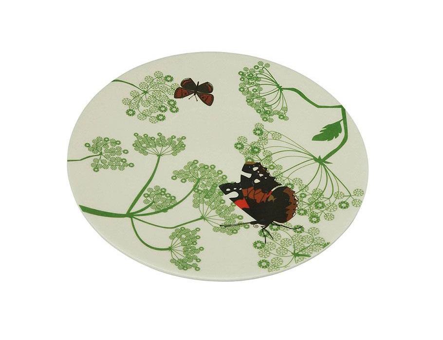 Botanisches Teller - 20 cm