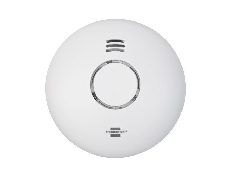 Slimme rook-en hitte alarm op Wi-Fi