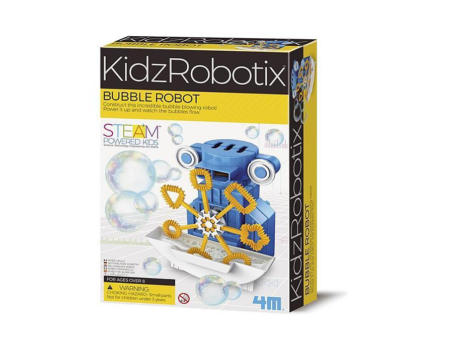 Robot Bellenblazer Bouwpakket