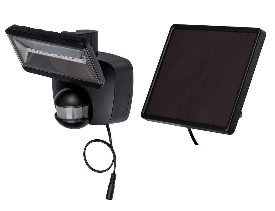 Solar LED-spot met Infrarood en beweging melder