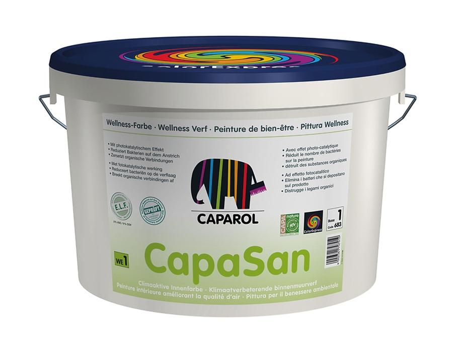 Caparol binnenmuurverf - Capasan