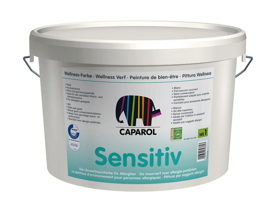 Caparol binnenmuurverf - Sensitiv