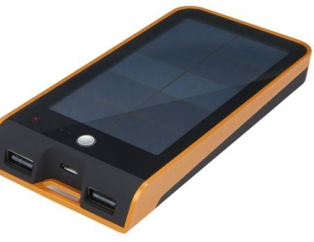 Basalt Solar Charger - AM118